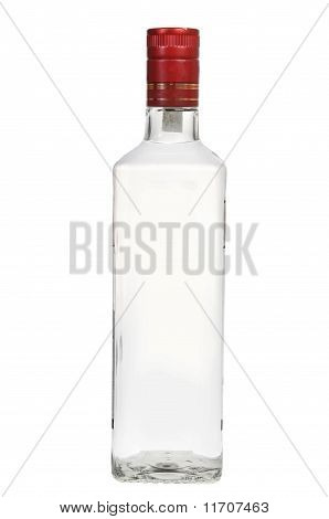 Botella de Vodka