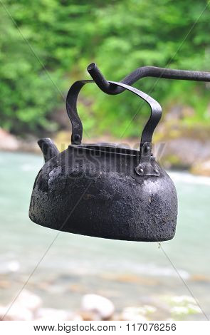 Camp Tea Kettle