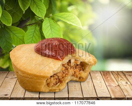Meat Pie.
