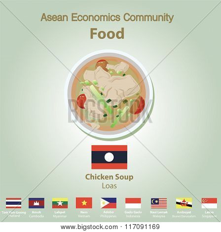Asean Economics Community AEC food