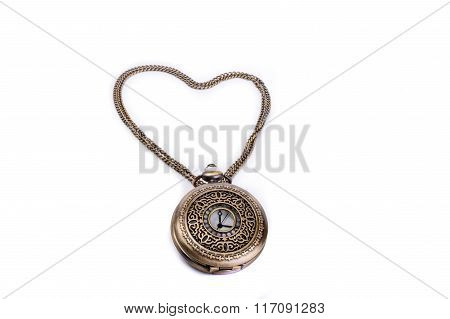 Watch Says Love, With Its Heart