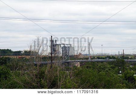 Coal Elevator