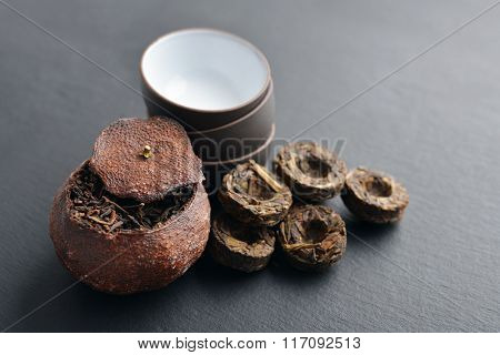 Green Tea Pu-erh
