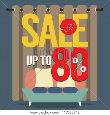 Furniture  Sale Up To 80 Percent.