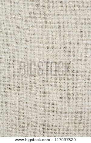 Light linen textured background