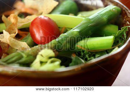 Aspara Salad