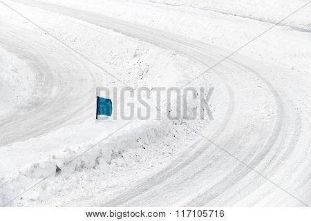 Track Winter Car Racing