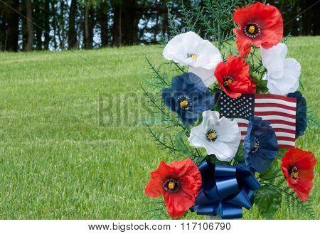 Memorial Day Cross
