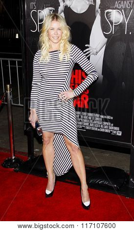 Chelsea Handler at the Los Angeles premiere of