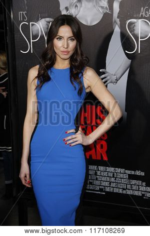 Whitney Cummings at the Los Angles Premiere of