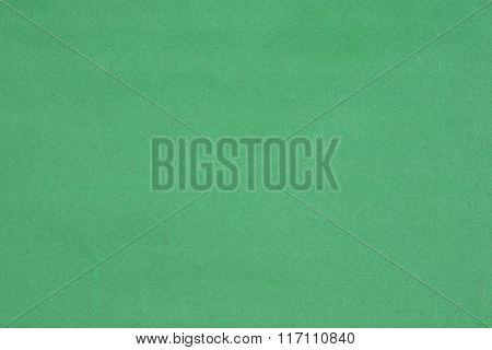 Paper Texture - Green Paper Sheet.