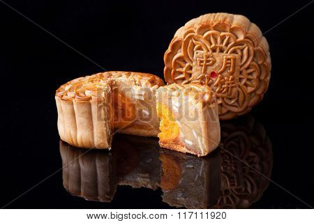 Mooncake For Mid-autumn Festival