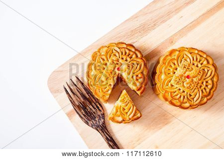 Mooncake For Mid-autumn Fastival