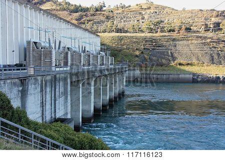 Waitaki Power Station Nz