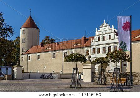 Freudenstein Castle, Freiberg, Saxony,germany