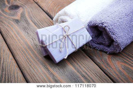 Handmade Lavender Soap
