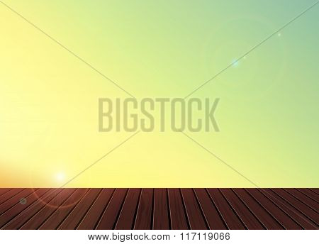 Relax,Vacation time,Holiday,Summer feeling,wooden texture floor