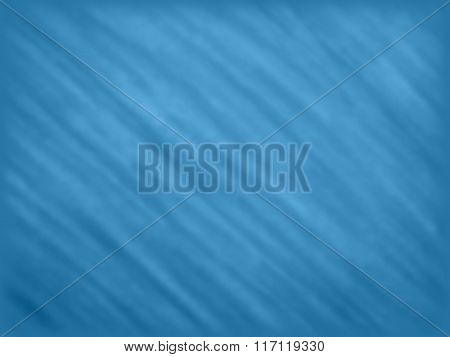 Blue Abstract Blurred Background, Soft Lined Blurred Backdrop