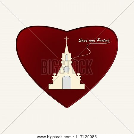 Temple of God in Heart