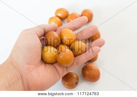 A Handful Of Jujube