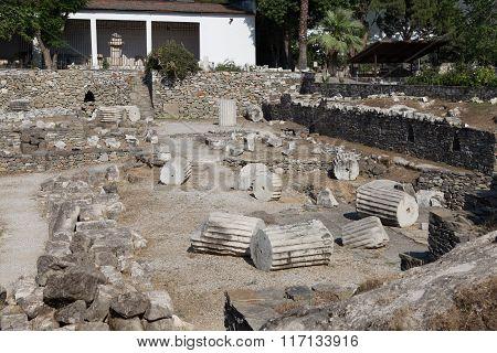 Mausoleum At Halicarnassus
