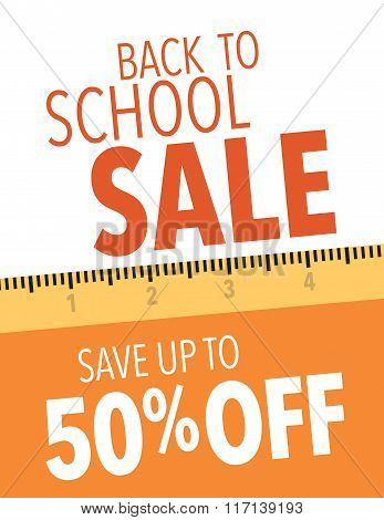 School Sale
