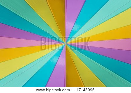 abstract colorful shade