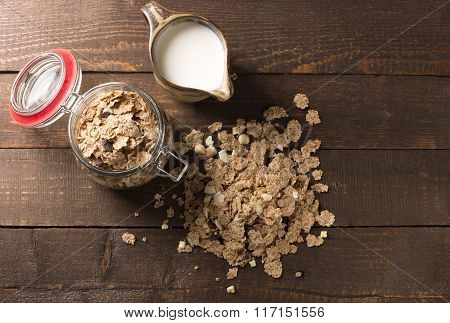 Whole Grain Muesli