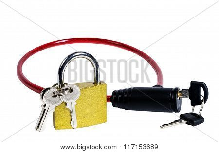 Locks and Keys Of Different Kinds