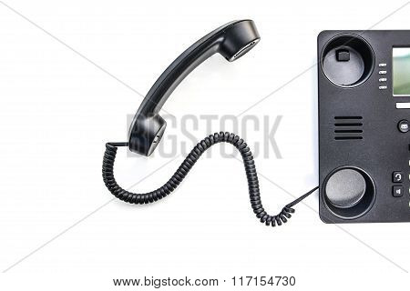 IP Phone - New office phone technology