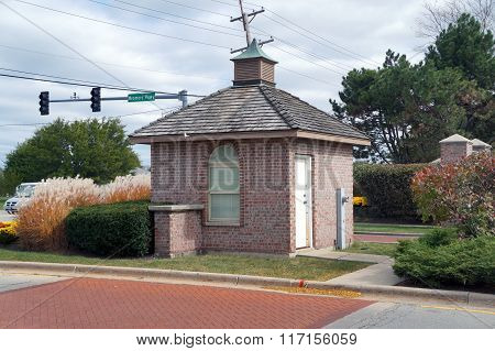 Guard House