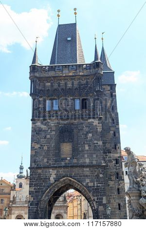 Charles Bridge Old Town Bridge Tower, Prague
