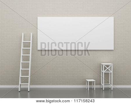 Wall Made Of Bricks 2
