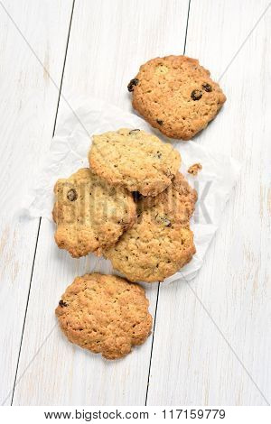 Healthy Cookies From Oats