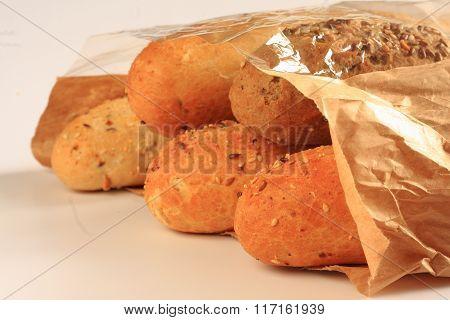 Five Cereal Baguette