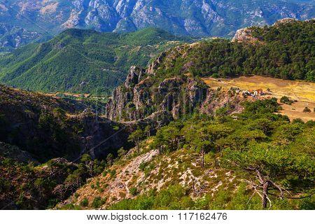 Highlands In  Bosnia And Hercegovina