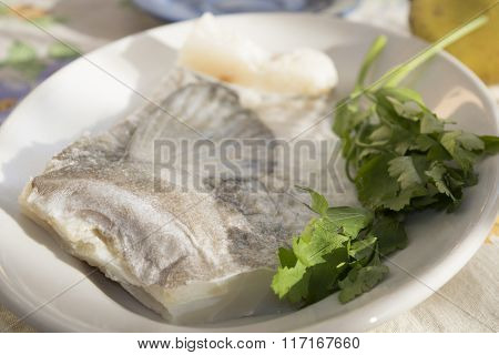 Salted Codfish With Potatoes