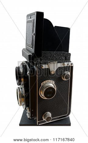 Old Camera, Left Side