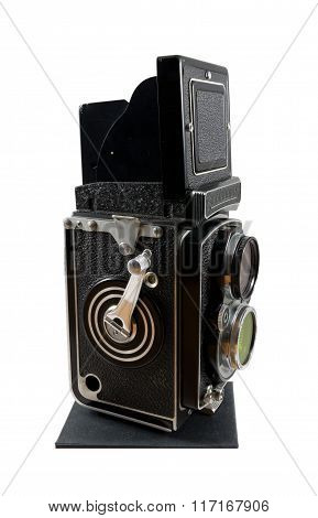 Old Camera, Right Side