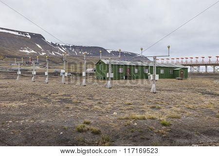 Spitsbergen Airport