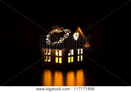 House of candlestick