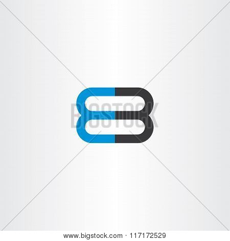 Number 8 And 3 Logo 83 Vector Icon