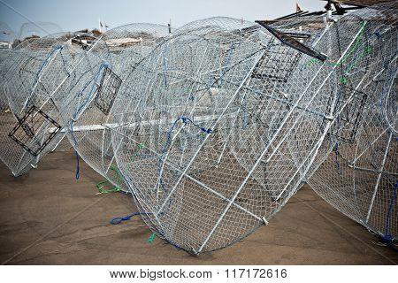 Metal Fishing Nets