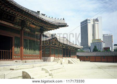 Deoksu Palace