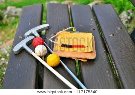 Mini Golf Equipment