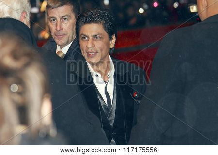 BERLIN - FEBRUARY 12: Actor  Shahrukh Khan attends the 'My Name Is Khan' Premiere during day two of the 60th Berlin Film Festival at the Berlinale Palast on February 12, 2010 in Berlin, Germany