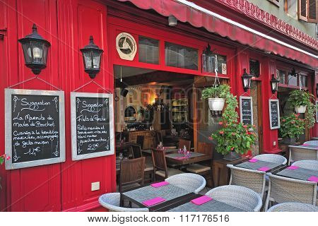 French Restaurant, Annecy