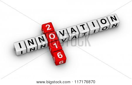 Innovation 2016 crossword puzzle