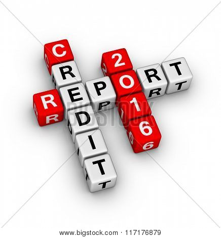 Credit report 2016 crossword puzzle