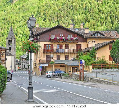 Pre Saint Didier, Italy
